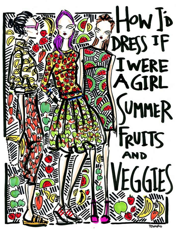 How I D Dress If I Were A Girl And Other Stories Sfgate
