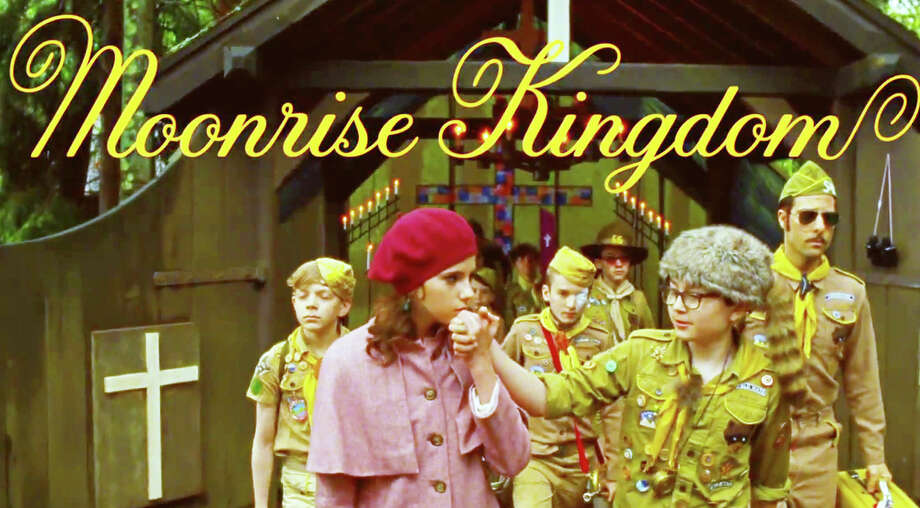 """Moonrise Kingdom,"" a new movie directed by Wes Anderson, is playing in area theaters. Photo: Contributed Photo / Westport News contributed"