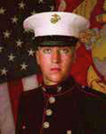 Marine  Lance Corporal Michael Harris, age 21, who died in February 2012 while  attached to Camp LeJeune. Photo: COURTESY