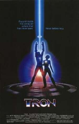 """Moving forward to 1982, """"Tron"""" featured a computer program called Master Control Program, which tries to take over the world. Photo: Walt Disney Productions / SL"""