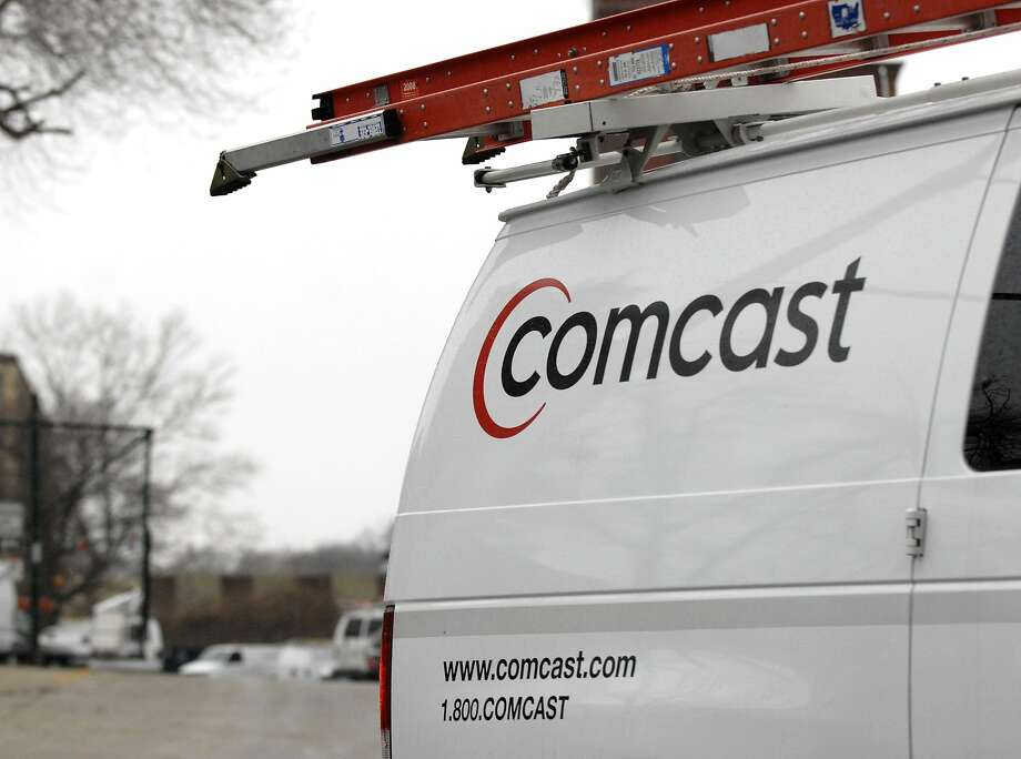 Comcast, which will need government approval of its Time Warner acquisition, will provide faster streaming speeds to Netflix customers. Photo: Mike Mergen, Bloomberg News