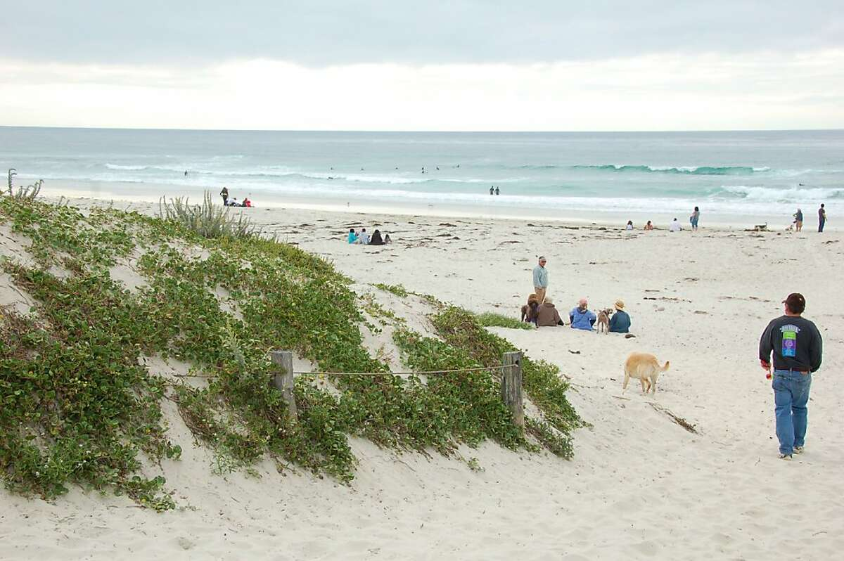 Asilomar State Beach is a free gem along the Monterey County coast.