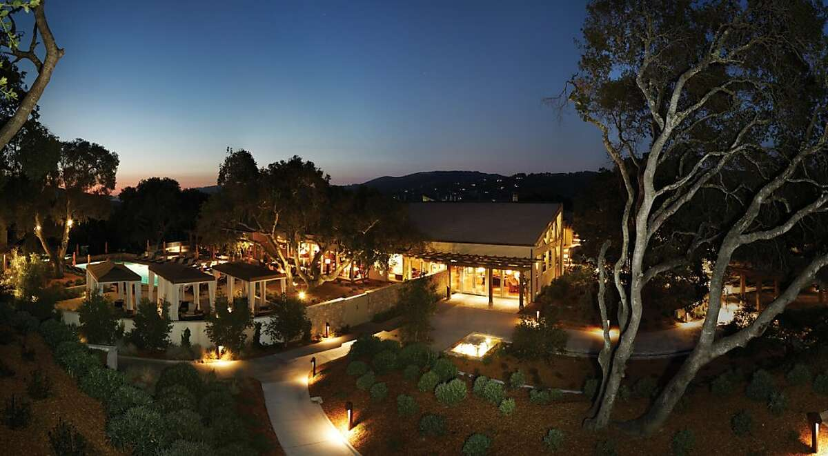 Carmel Valley Ranch offers romantic getaway opportunities year-round.