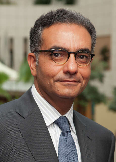 Fadi Chehade is seen in an undated photo made available by the Internet Corporation for Assigned Names and Numbers (ICANN) on Friday, June 22, 2012. Chehade, 50, will be the next CEO of ICANN, the company announced Friday.  He will replace former U.S. cybersecurity chief Rod Beckstrom as chief executive. (AP Photo/Internet Corporation for Assigned Names and Numbers) / Internet Corporation for Assigne