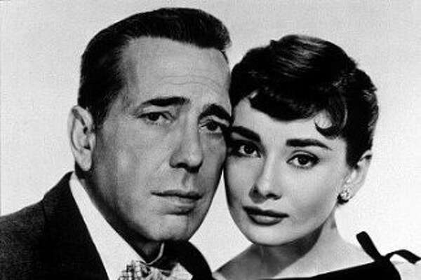 """Sabrina"" -- really?? -- with Humphrey Bogart and Audrey Hepburn. But oh, that pretty young girl with that falling apart old man!"