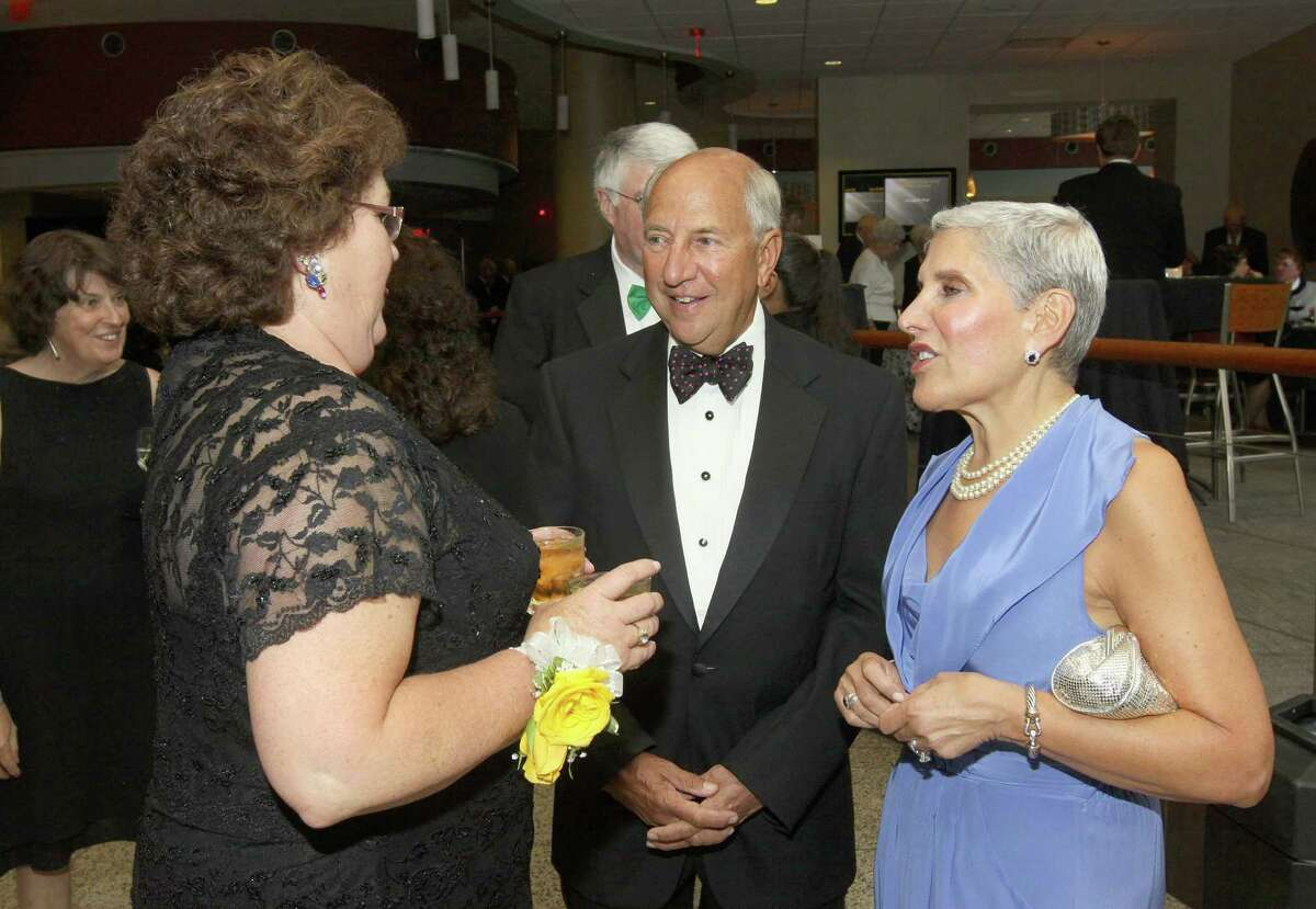 Were you Seen at the Community of Excellence Tribute Dinner honoring the legacy of President R. Mark Sullivan and his wife Kathleen at the College of Saint Rose in Albany on Friday, June 22, 2012?