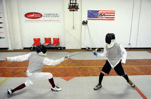 """Have You Tried?: Fencing, a game of """"physical chess ..."""
