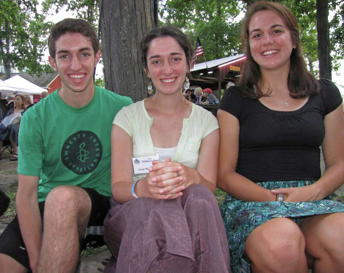 Were you Seen at the 32nd annual Old Songs Festival at the Altamont Fairgrounds on Friday, June 22, 2012?