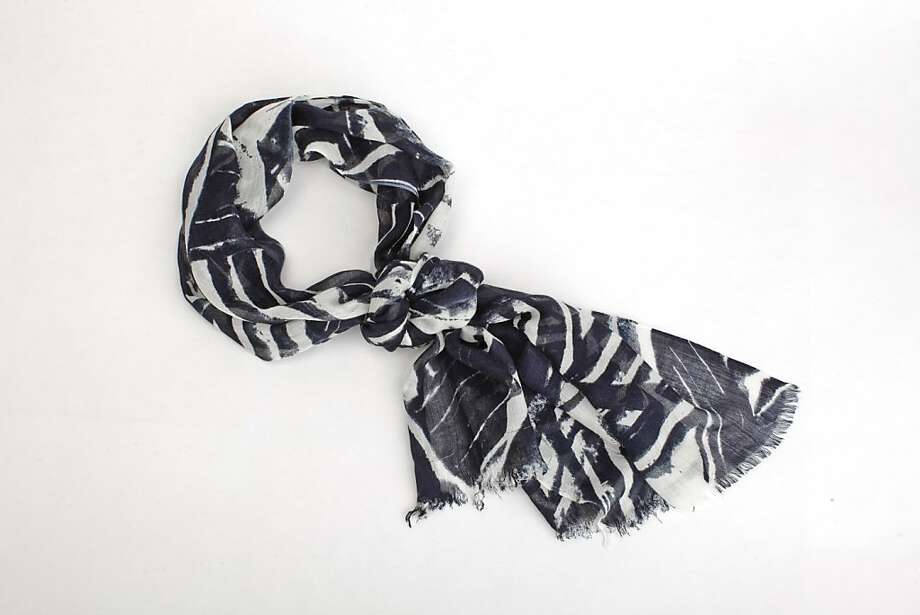 The Simply Vera Vera Wang scarf is available at Kohl's. Photo: Russell Yip, The Chronicle