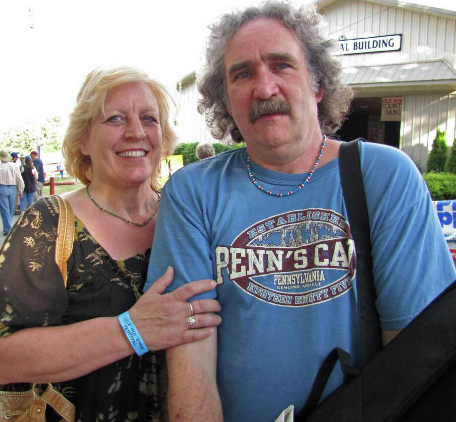 Were you Seen at the 32nd annual Old Songs Festival at the Altamont Fairgrounds on Friday, June 22, 2012? Photo: Anne-Marie Sheehan