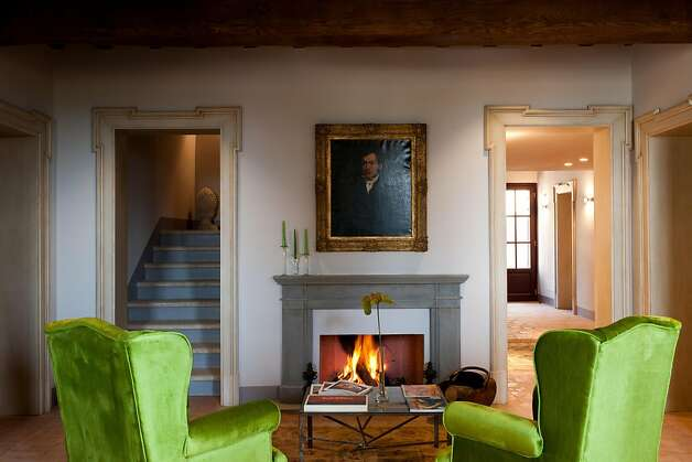 The new Villa Armena boutique resort in Tuscany features modern amenities in a 16th century villa built for Italian nobility. Photo: Villa Armena