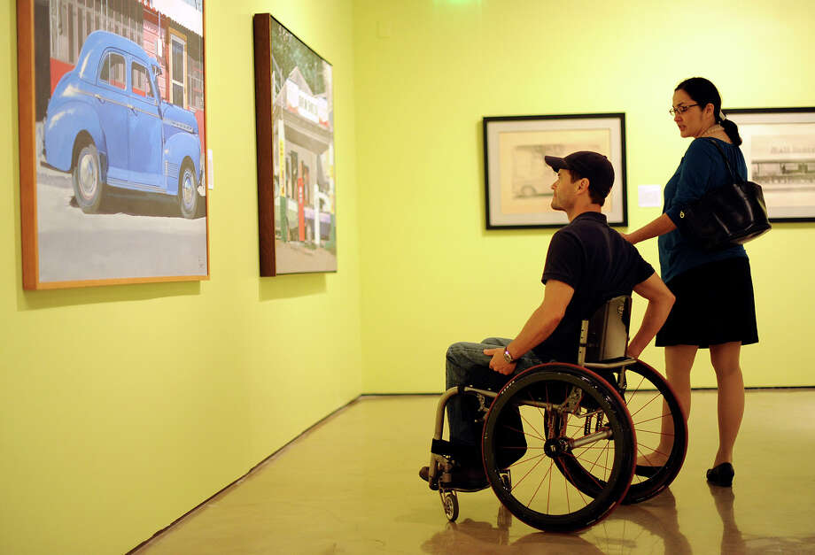 Museo Alameda is the right place for visitors to learn about botanicas and La Llorona,  Tejano music and Jovita Idar,  La Raza Unida and all  the  Mexican Americans who have defended their nation. Photo: File Photo, San Antonio Express-News / gcalzada@express-news.net