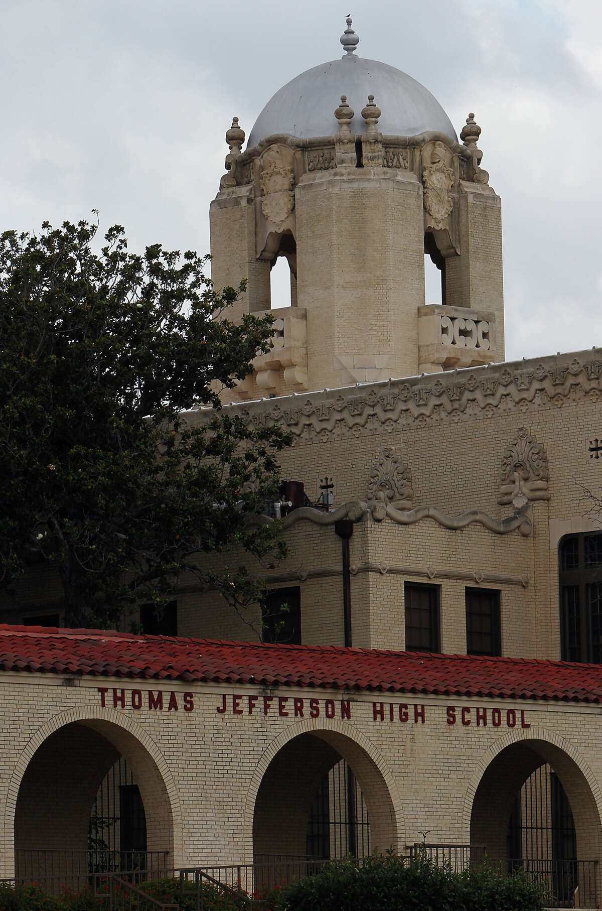 Images of Jefferson High School for Cityscape on Thursday, June 21, 2012.