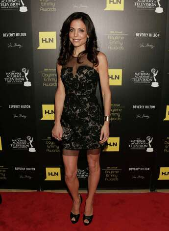 Bethenny Frankel arrives at the 39th Annual Daytime Emmy Awards at the Beverly Hilton Hotel on Saturday, June 23, 2012 in Beverly Hills, Calif. Photo: TODD WILLIAMSON/INVISION/AP