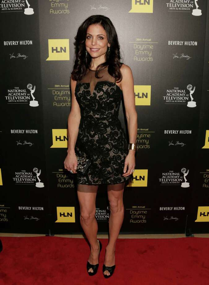 Bethenny Frankel arrives. Photo: TODD WILLIAMSON/INVISION/AP