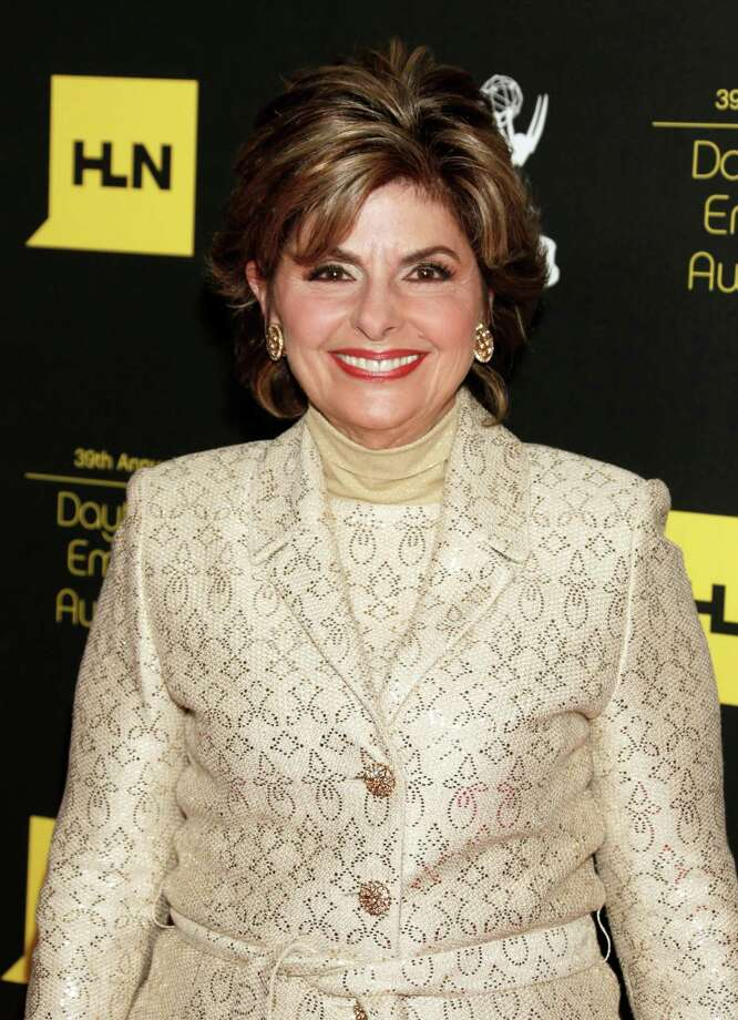Gloria Allred arrives. Photo: TODD WILLIAMSON/INVISION/AP