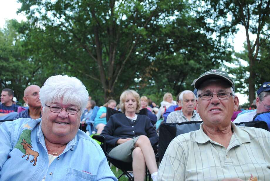 Were you Seen at the Beach Boys concert at SPAC on Saturday, June 23rd, 2012? Photo: Tim Eason