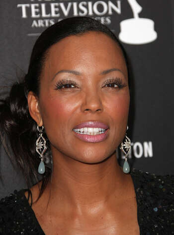 BEVERLY HILLS, CA - JUNE 23:  Actress Aisha Tyler attends the 39th Annual Daytime Entertainment Emmy Awards at The Beverly Hilton Hotel on June 23, 2012 in Beverly Hills, California.  (Photo by Frederick M. Brown/Getty Images) Photo: Frederick M. Brown, Getty Images / Getty Images