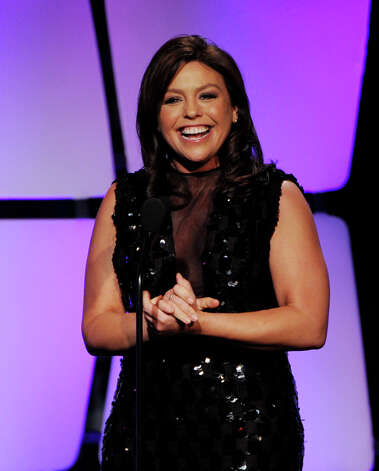 BEVERLY HILLS, CA - JUNE 23:  TV host Rachel Ray appears onstage the 39th Annual Daytime Entertainment Emmy Awards at the Beverly Hilton Hotel on June 23, 2012 in Beverly Hills, California.  (Photo by Kevin Winter/Getty Images) Photo: Kevin Winter, Getty Images / Getty Images