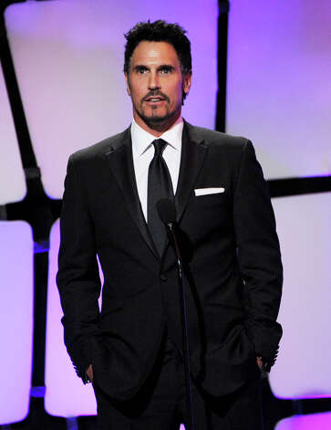 BEVERLY HILLS, CA - JUNE 23:  Actor Don Diamont appears onstage at the 39th Annual Daytime Entertainment Emmy Awards at the Beverly Hilton Hotel on June 23, 2012 in Beverly Hills, California.  (Photo by Kevin Winter/Getty Images) Photo: Kevin Winter, Getty Images / Getty Images