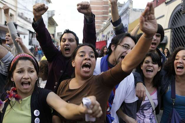 Paraguay's allies condemn impeachment of president - SFGate