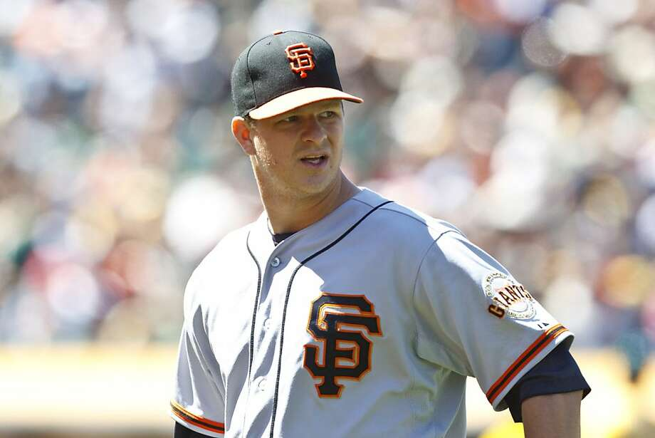 Matt Cain Cain brought an eight-start win streak into Sunday's game against the A's. Photo: Jason O. Watson, Getty Images