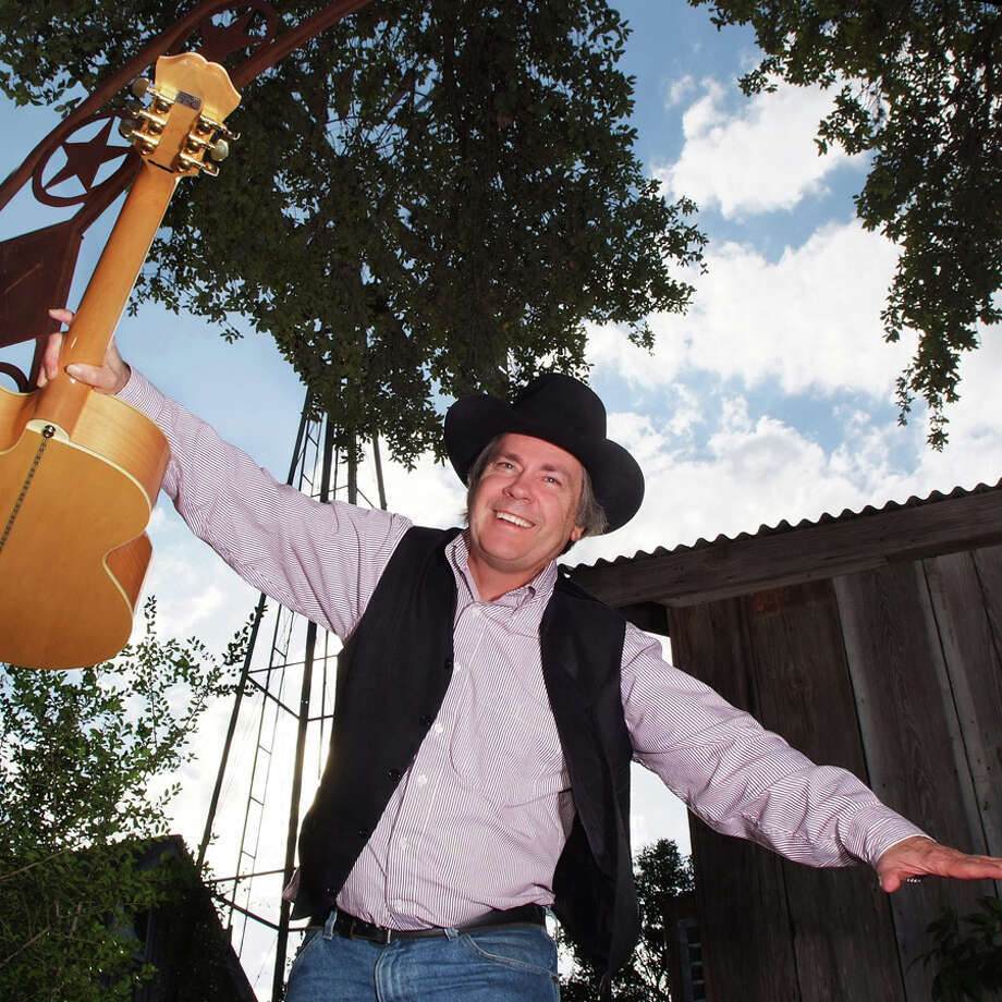 Singer-songwriter Ron Young has recorded his debut CD at 63 with a host of San Antonio musicians. Photo: Tana Thomasson