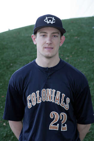 Western Connecticut baseball star Conor Bierfeldt, of Torrington, was recently named the Eastern College Athletic Associationís Player of the Year for 2012, the highest honor to which a Division III player can rise. Photo: Contributed Photo