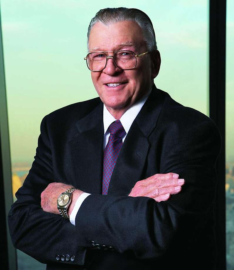 George R. Hearst, Jr. Photo: Hearst Corporation 2007