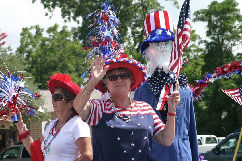 Schertz's Pickrell Park: Thursday, parade at 9:30 a.m., festivities at 5 p.m., fireworks at 9:15 p.m.The event includes food trucks and free children's activities.