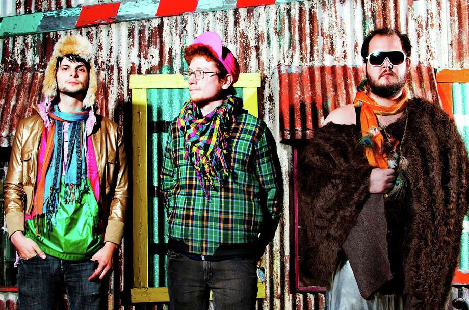 Chicago rock band Stepdad, part of the 2012 Vans Warped Tour Photo: Courtesy Ryan Pavlovich