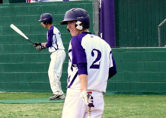 Boerne High School third baseman Dalton D'Spain has earned a first-team spot on the Texas High School Baseball Coaches Association Class 3A, All-State Baseball Team. Photo: Mike Reeder / For The Northwest Weekly