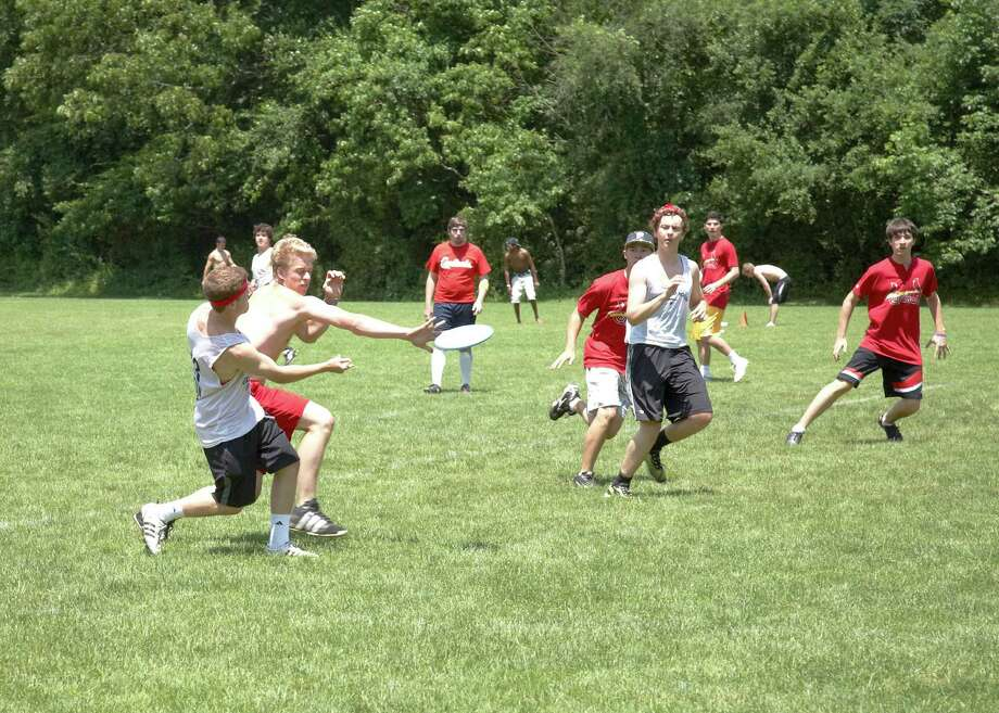 Frisbee dating