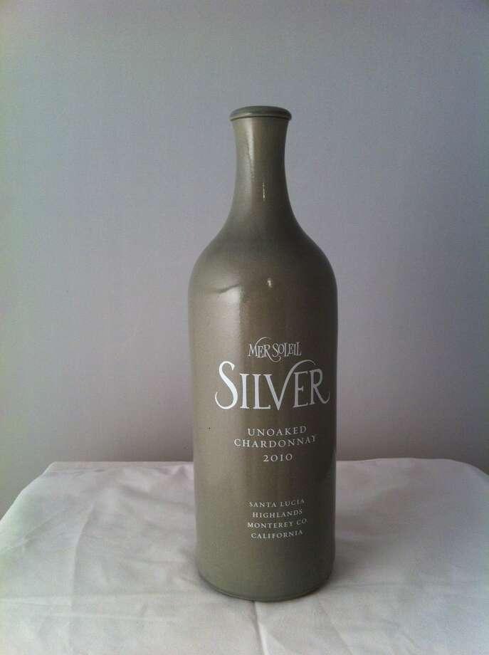 Mer Soleil Silver Unoaked Chardonnay 2010 Photo: Dale Robertson