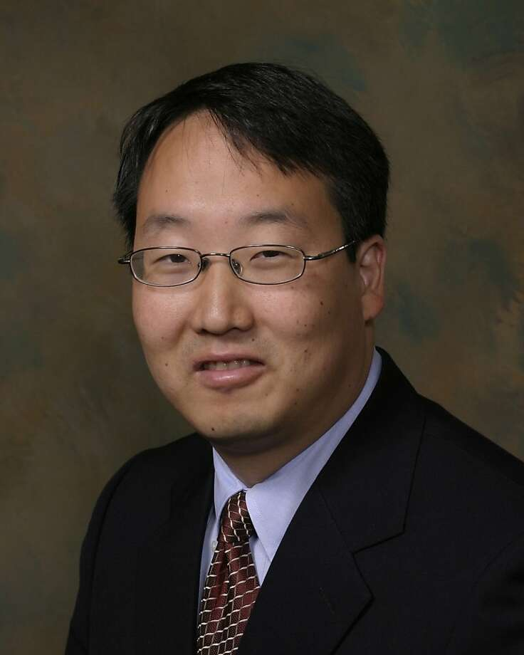 Dr. Anthony Kim Photo: Courtesy Of UCSF ..., ...School Of Medicine