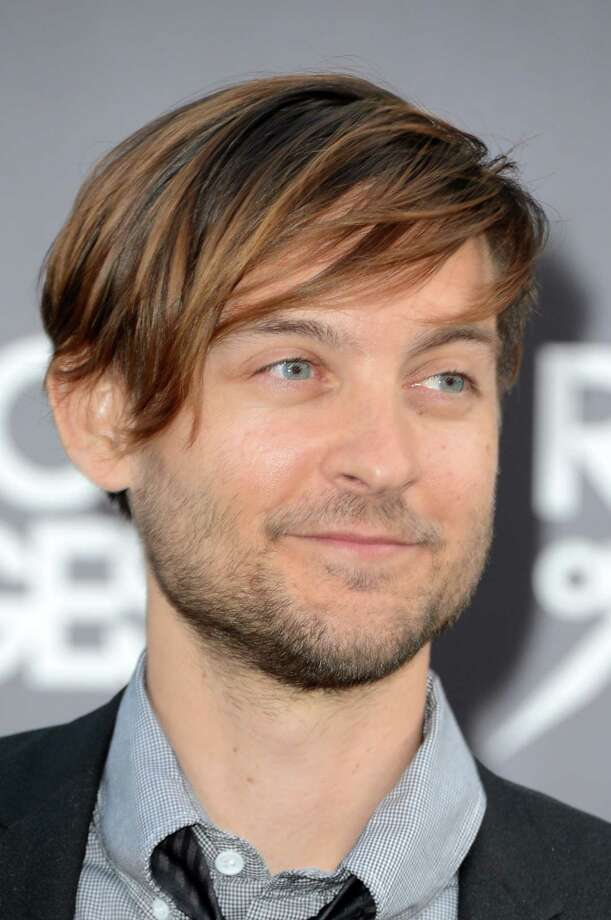 Tobey Maguire has donated $30,800 to the DNC. Photo: Frazer Harrison / 2012 Getty Images