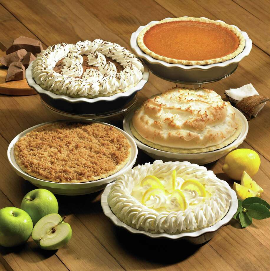 Marie Callender's is known for its more than 30 types of pie. Photo: COURTESY