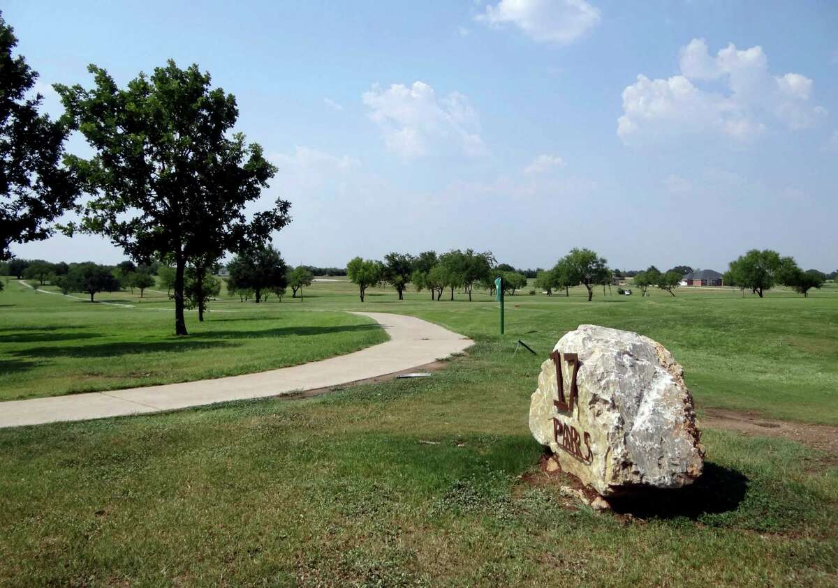 The Alsatian Golf Course Club in Castroville on Tuesday, June 26, 2012.