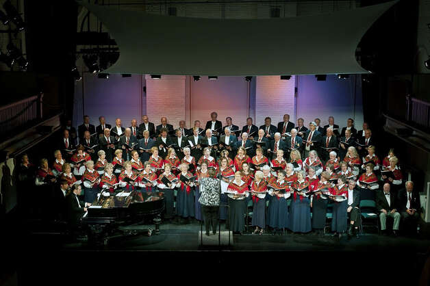 The Eastern Division Chorus of the American Union of Swedish Singers performs at the 2010 regional convention in Vermont. Many Connecticut singers are part of the group. The singing organization will be coming to New Haven, Conn., during the week of June 26 to June 30 for its national convention. In addition to events planned for the visiting choruses, which include four from Connecticut, the group will put on a finale concert Friday, June 29, 2012 at 7:30 p.m. at the John Lyman Center for the Performing Arts at Southern Connecticut State University in New Haven, Conn. For information on the performance and tickets, call 203-392-6154 or visit http://tickets.southernct.edu. Photo: Contributed Photo