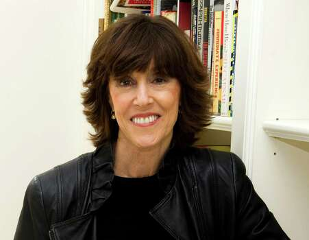 This Nov. 3, 2010, file photo shows author, screenwriter and director Nora Ephron at her home in New York.  Publisher Alfred A. Knopf confirmed Tuesday, June 26, 2012, that she died of leukemia in New York. She was 71. Photo: AP