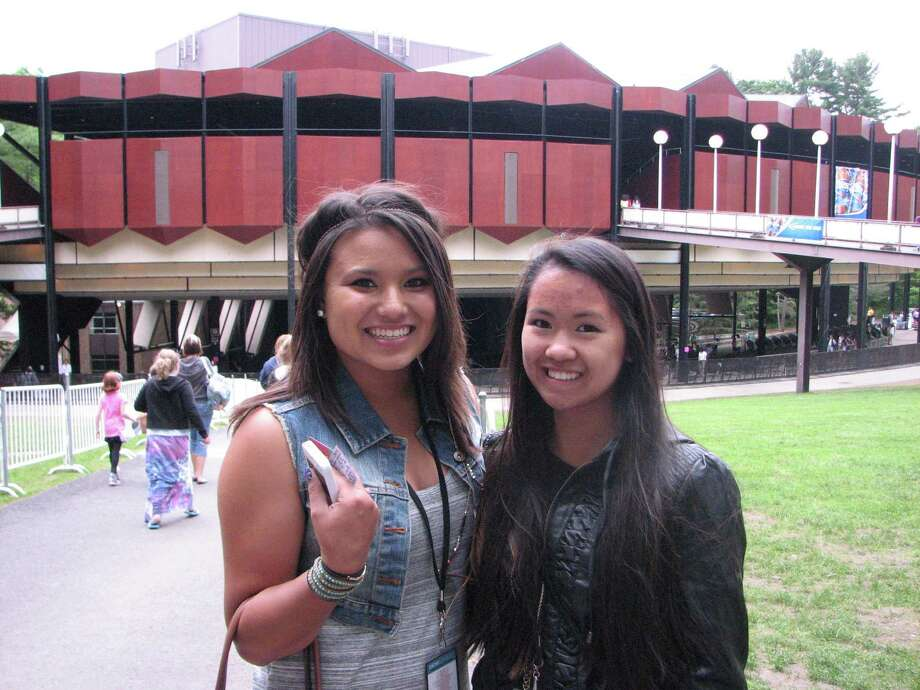Were you Seen at the Demi Lovato and Hot Chelle Rae concert at SPAC on Tuesday, June 26, 2012? Photo: Michael Huber