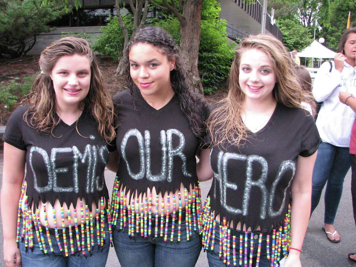 Were you Seen at the Demi Lovato and Hot Chelle Rae concert at SPAC on Tuesday, June 26, 2012?