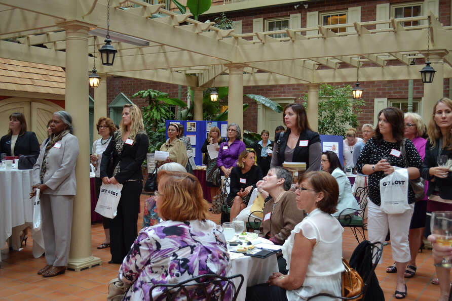 Were you Seen at the Women@Work Connect event with guest speaker Nancy E. Carey Cassidy at The Desmo