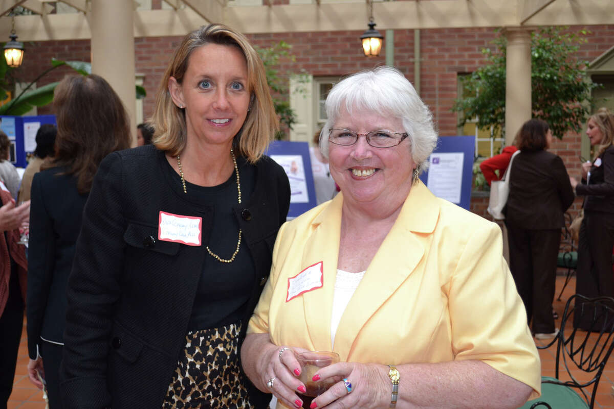 Were you Seen at the Women@Work Connect event with guest speaker Nancy E. Carey Cassidy at The Desmond in Colonie on Tuesday, June 26, 2012?