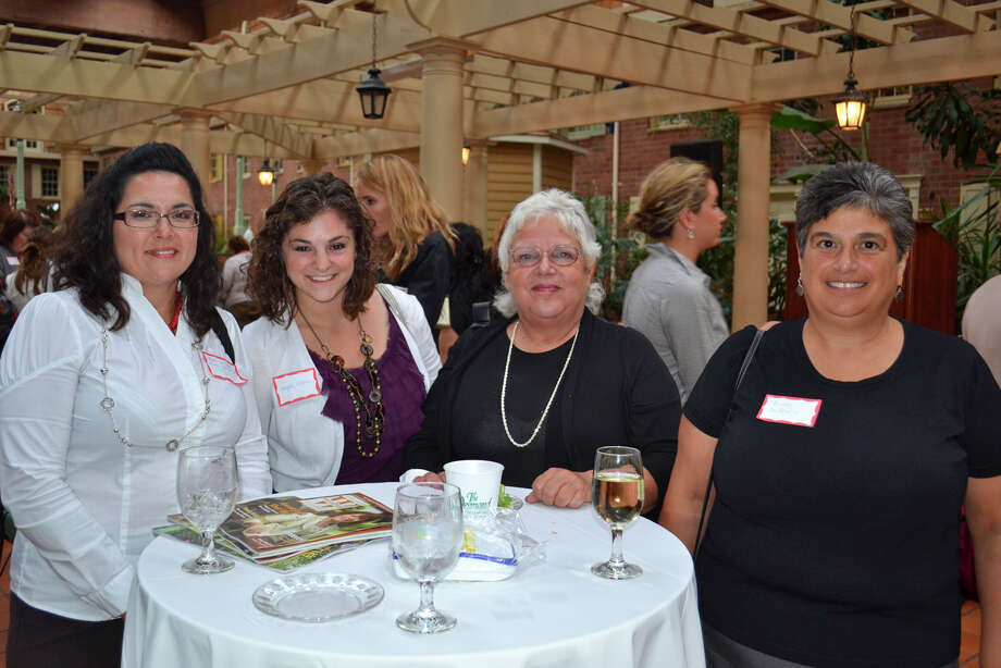 Were you Seen at the Women@Work Connect event with guest speaker Nancy E. Carey Cassidy at The Desmond in Colonie on Tuesday, June 26, 2012? Photo: Colleen Ingerto
