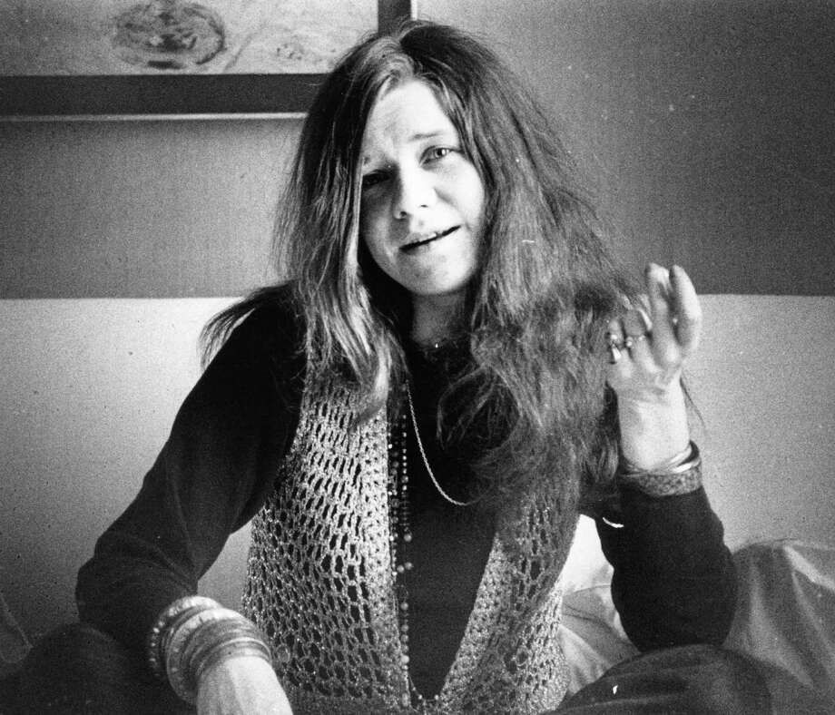 Janis Joplin's 70th birthday would have been Saturday, but her legacy lives on with these artists.For more, read Andrew Dansby's column at houstonchronicle.com. Photo: Evening Standard / Hulton Archive