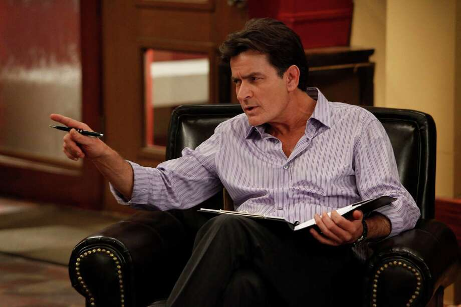 """""""Anger Management"""" is a comfortable landing spot for Charlie Sheen after his personal and professional crisis last year. Photo: FX"""
