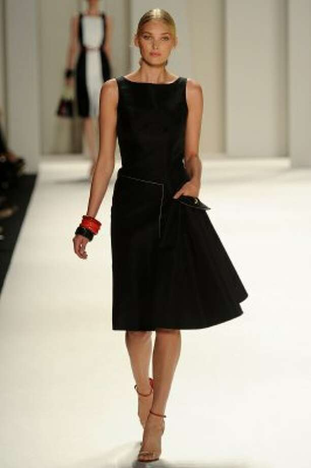 Office do:the sleeveless silhouette from Carolina Herrera is Michelle Obama endorsed.