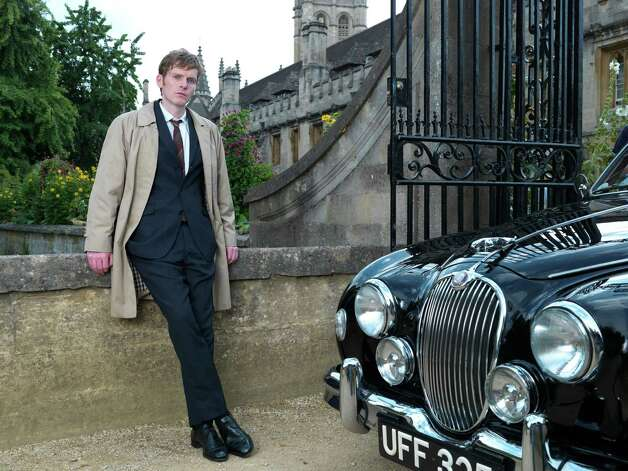 "Shaun Evans delivers an inspired performance as the young Endeavour Morse in ""Endeavour: A 'Masterpiece Mystery.' "" Photo: Jonathan Ford"