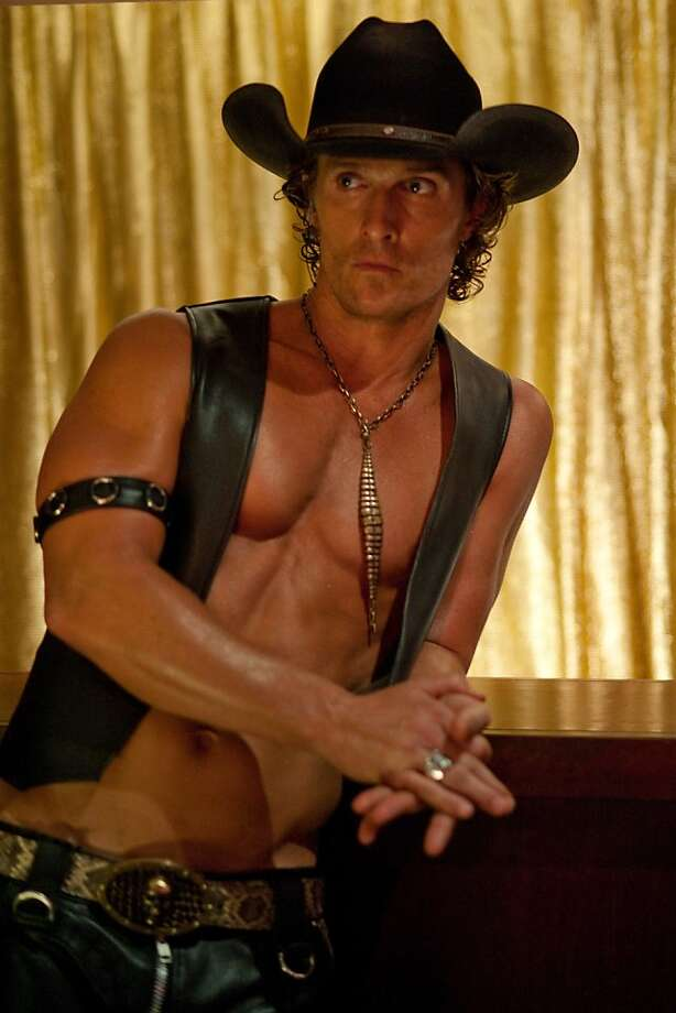 MATTHEW McCONAUGHEY as Dallas in Warner Bros. PicturesÕ dramatic comedy ÒMAGIC MIKE,Ó a Warner Bros. Pictures release. Photo: Glen Wilson, Warner Bros. Pictures